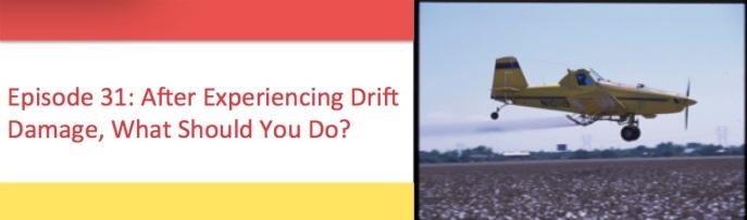 pesticide drift liability